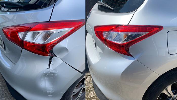 Happy Wednesday – Car Crash Repair