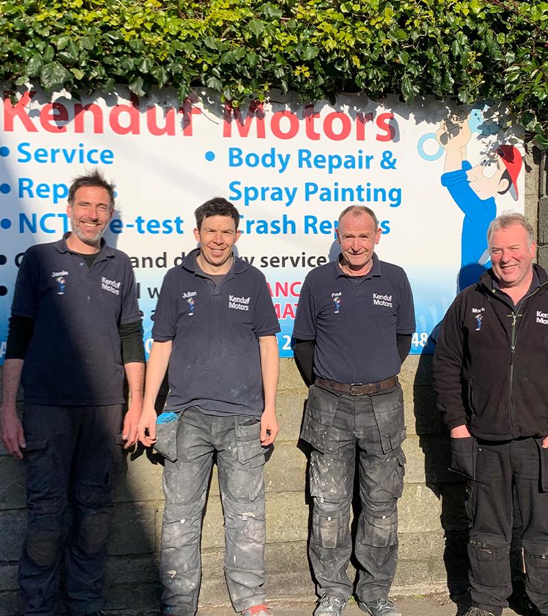 KenDuf Motors Staff 2021