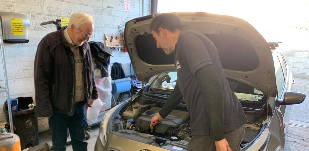 book car service online kenduf motors