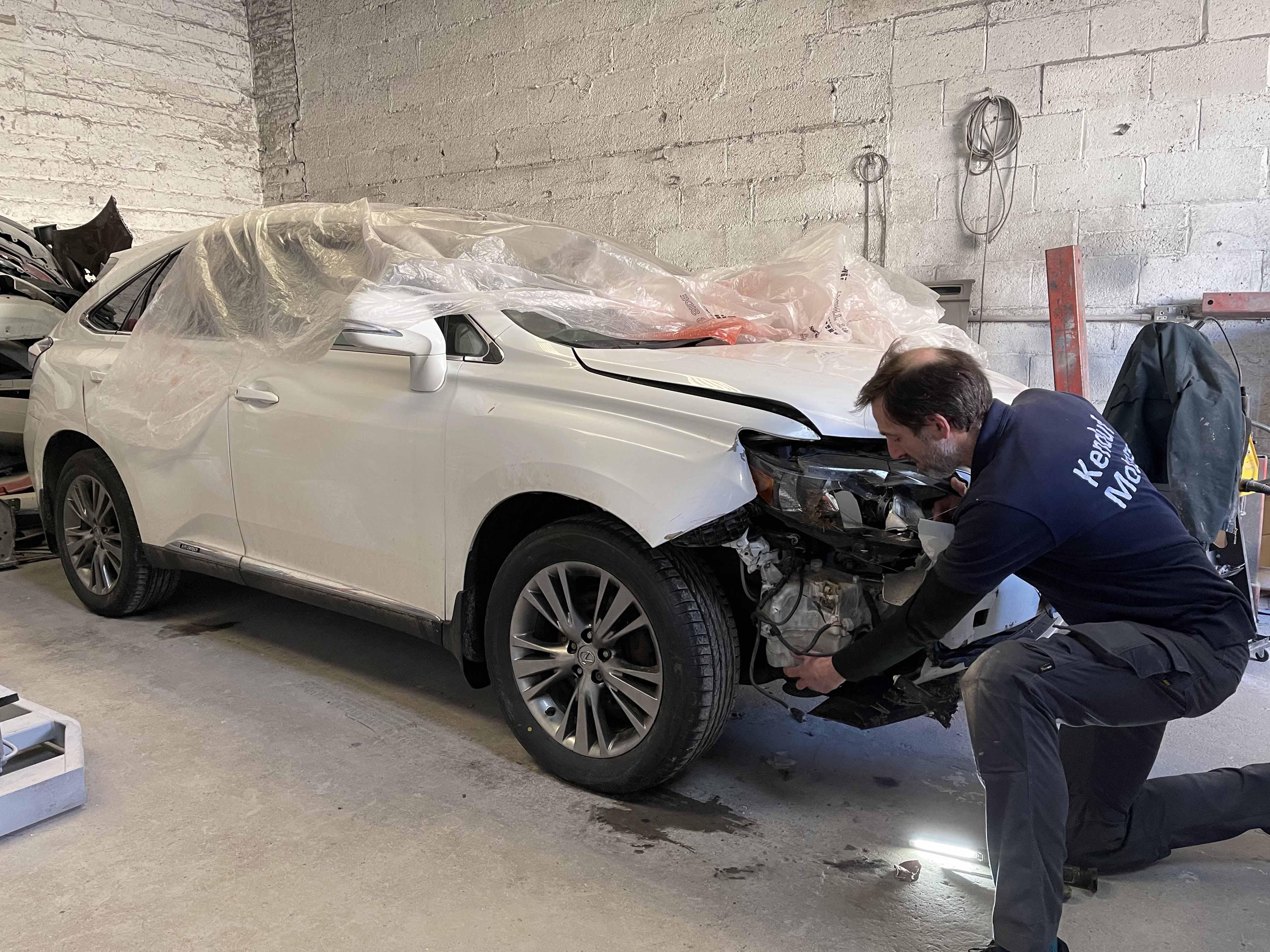 Jamie Kenduf motors body repair